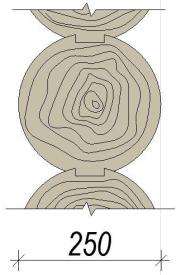 Бревно (сруб)